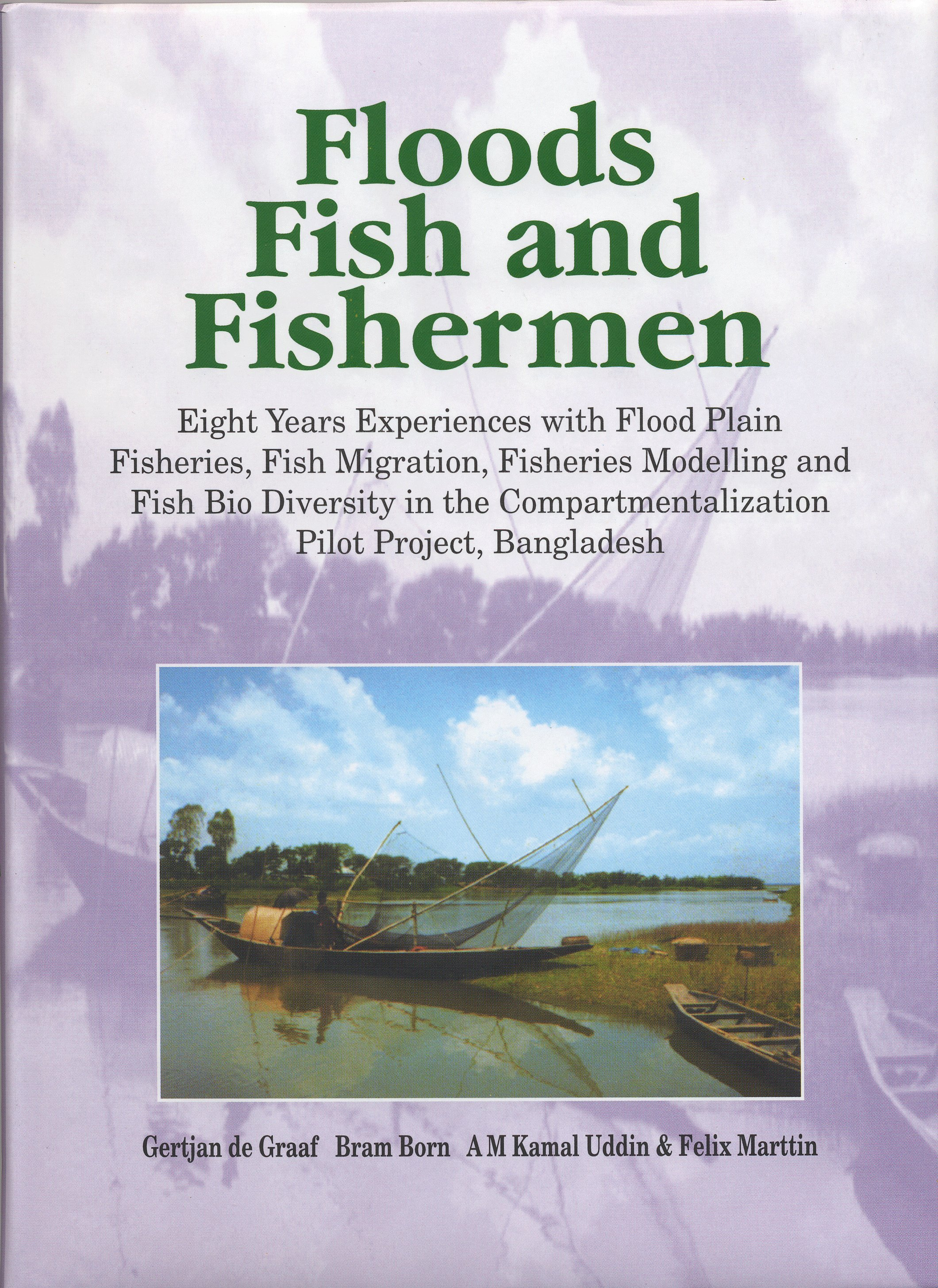 Cover of Floods, Fish and Fishermen